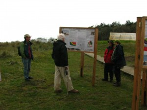 Sizewell Camp Boards